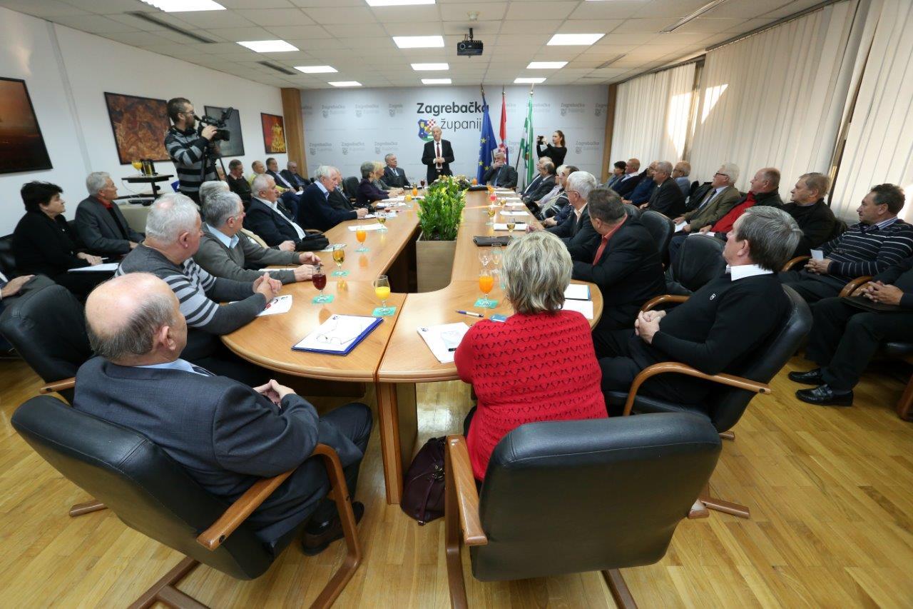 Izborna skupština Zajednice udruga umirovljenika